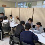学生会による履修相談会_2019年4月9日